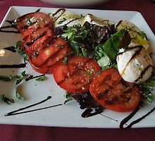 Insalata Caprese Salad -  by DonnaMoore