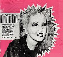 Cyndi Lauper Gum by nofunatall