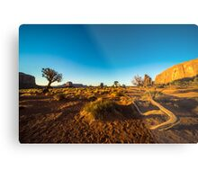 Monument Valley branch Metal Print