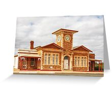 Goldfields025 Greeting Card