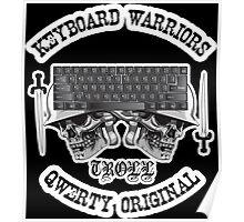Keyboard Warriors – TROLL Poster
