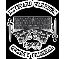 Keyboard Warriors – TROLL Photographic Print