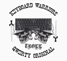 Keyboard Warriors – TROLL Kids Clothes