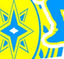 Kickflip - Blue Sticker