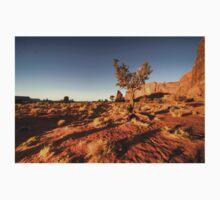 Monument Valley Tree  Baby Tee