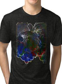Black Blossom Tri-blend T-Shirt