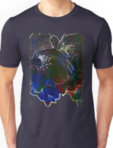 Black Blossom Unisex T-Shirt