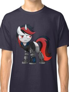 Determined Blackjack T-shirt (from the Project Horizons fanfic) Classic T-Shirt