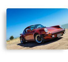 Porsche 930 Turbo Canvas Print