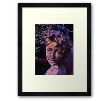 Decaying beauty Framed Print