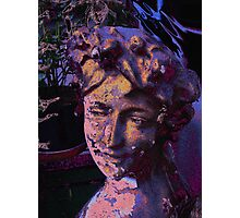 Decaying beauty Photographic Print