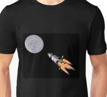 Moon Shot Unisex T-Shirt