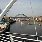 Through the Bridge by Alison Edge