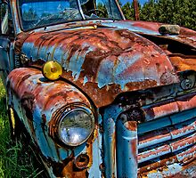 Rusted GMC by Paola Jofre