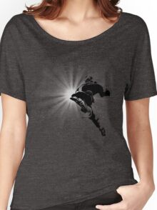 The Knee of Justice Women's Relaxed Fit T-Shirt