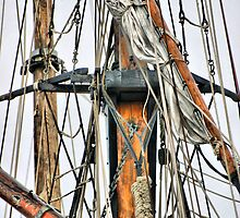 FEW MASTS  by karo