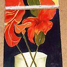 Flower series  by Beena Khan