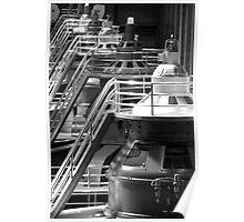 Hoover Dam Generators Poster