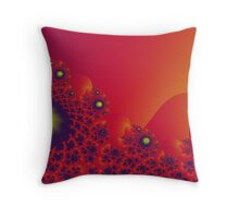Floral Evolution 003.24.1.g4-280 Throw Pillow