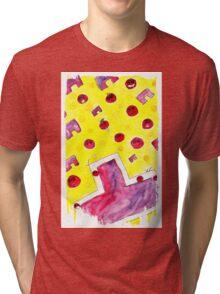 Ao Tu tomato! Tri-blend T-Shirt