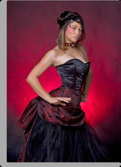 Dragons Blood Fashion by Gavin Bell