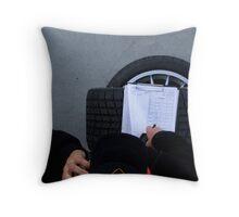An engineers secrets Throw Pillow