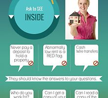 Avoiding Rental Scams - An Infographic by Infographics