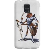 Soldiering On Samsung Galaxy Case/Skin