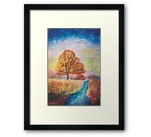 Pastel I  Framed Print