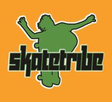 Skatetribe - Bluntslide - Black Green by reflector