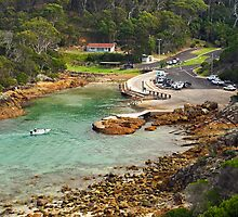 Kianinny Bay at Tathra by Darren Stones