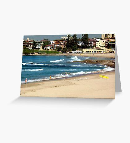 Summer Approaching, Cronulla Beach Greeting Card