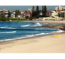 Summer Approaching, Cronulla Beach Photographic Print