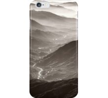 Sequoia National Park Mountains iPhone Case/Skin