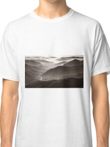 Sequoia National Park Mountains Classic T-Shirt