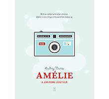 Amélie Photographic Print