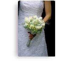 May Bride Canvas Print