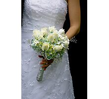 May Bride Photographic Print
