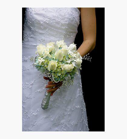 May Bride Photographic Print