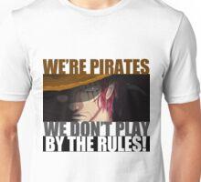 Shanks One Piece Unisex T-Shirt