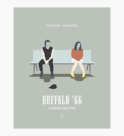Buffalo '66 Photographic Print