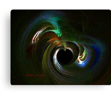 FOR EVER & EVER Canvas Print