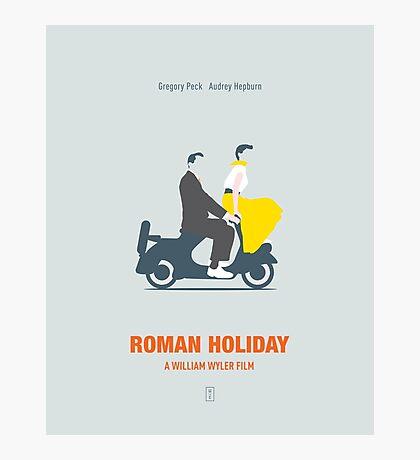 Roman Hoilday Photographic Print