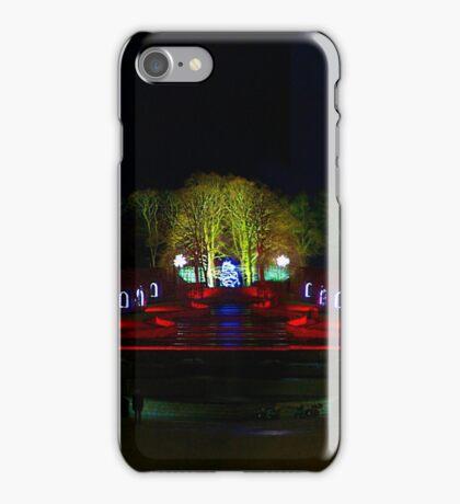 Alnwick Gardens Panoramic iPhone Case/Skin