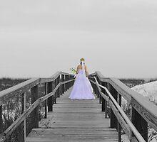 The last walk alone  by Micki Ferguson