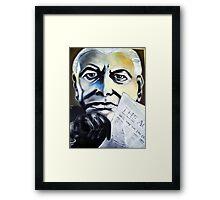 Gough Whitlam Framed Print