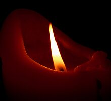 Candle in Darkness by David Chappell