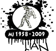 I am MJ Fan by rajsf