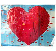 I Heart Communism Poster