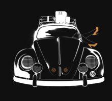 Banksy's Beetle by Studio  Friday